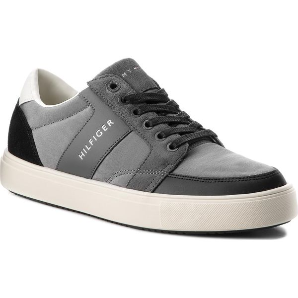 88ca466d3759e Sneakersy TOMMY HILFIGER - Lightweight Color Block Low Cut ...