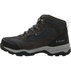 8ad2658b HiTec STORM WATERPROOF Buty trekkingowe charcoal/grey/majolica blue. Buty  trekkingowe Hi- ...