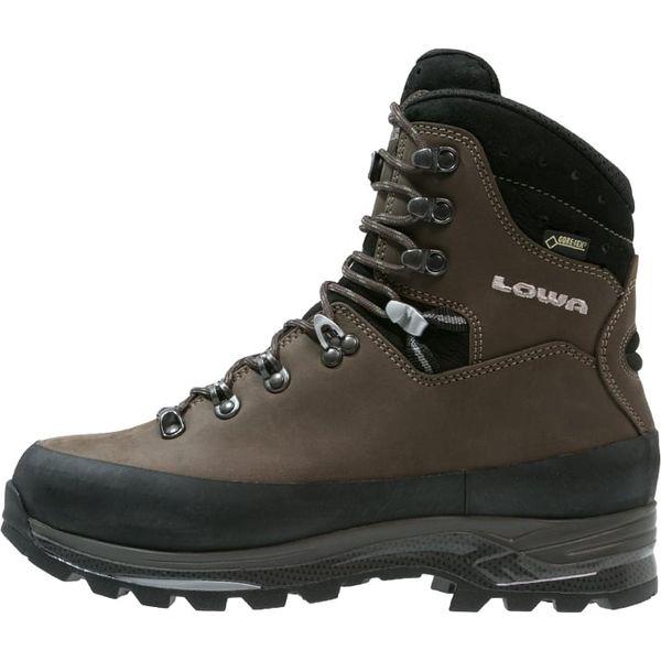 7719a3b1 Lowa TIBET GTX Buty trekkingowe sepia/black - Trekkingi marki Lowa ...